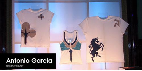 antonio garcia - evolutive shirt